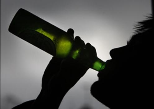 Children drinking