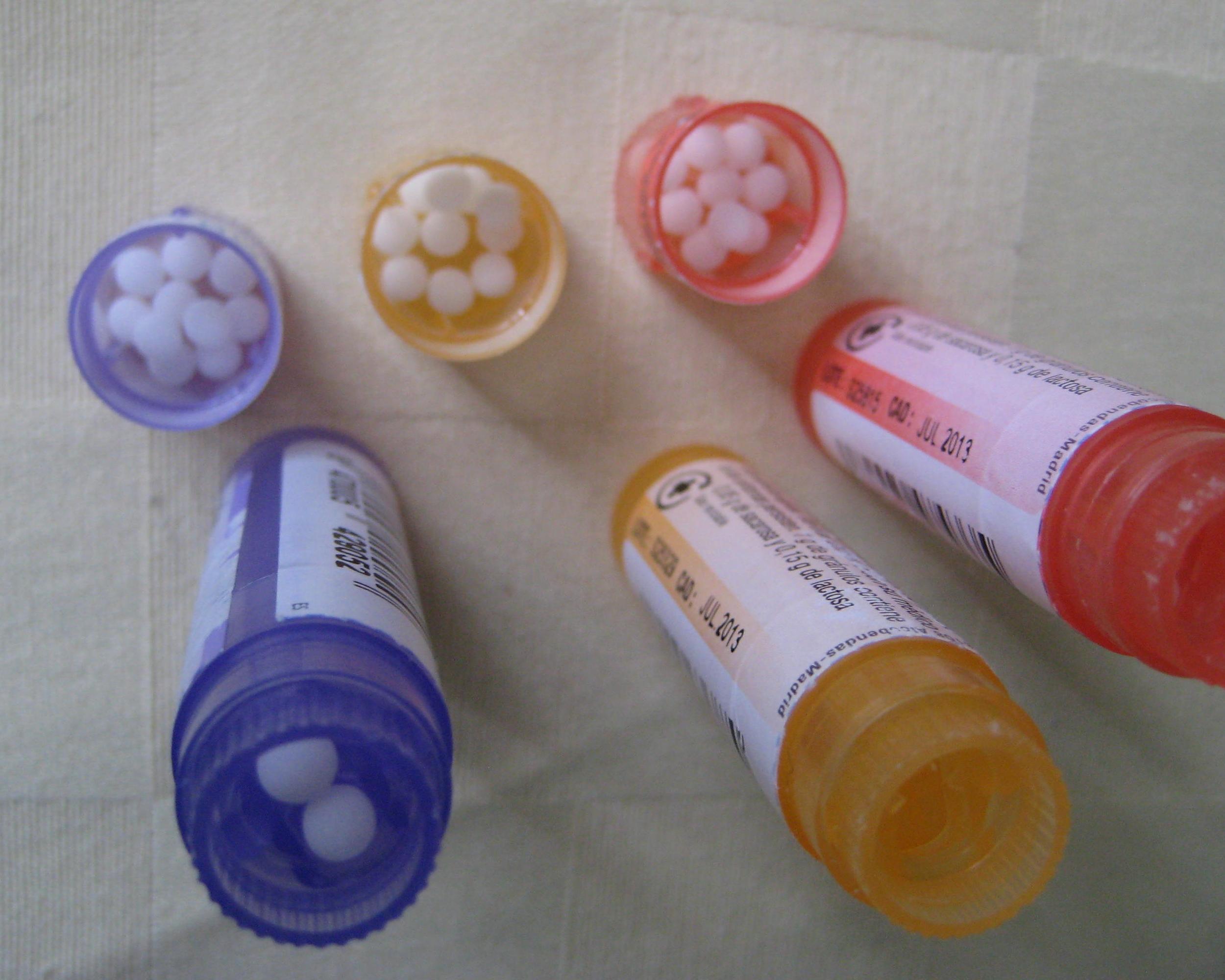 La nanotecnología de la homeopatía - Dr. Luis Rekarte